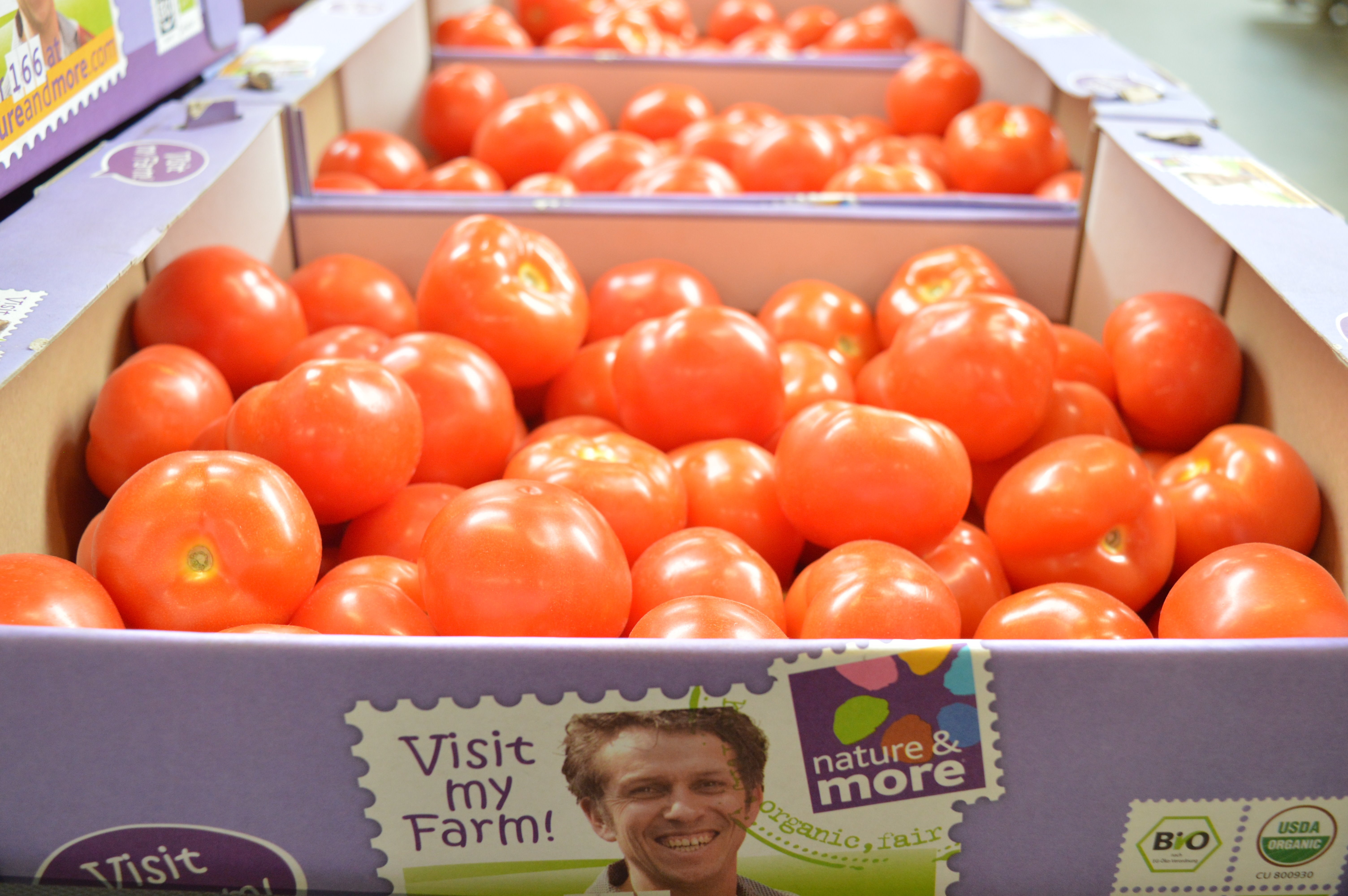Eosta: Partnership enables further development of SI Foodware Fresh Produce