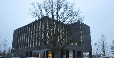 New building for IT company Schouw Informatisering