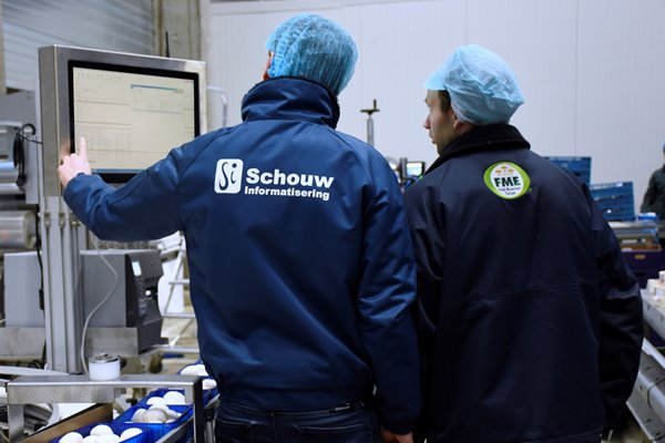 Schouw and FME work together on the shop-floor