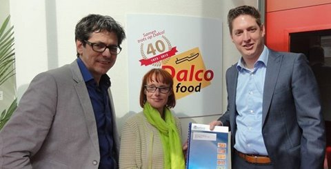 Dalco Food makes major efficiency improvement by choosing SI Foodware