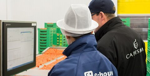 Capespan live in 7 countries within one year with SI Foodware Fresh Produce
