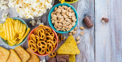 How the Pandemic Has Forced the Snack Industry to Evolve
